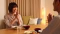 夫婦 カップル 食卓の動画 39958047
