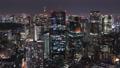 東京 タイムラプス 夜の動画 39975263
