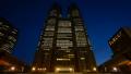 東京都庁 都庁 高層ビルの動画 39987436