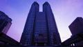 東京都庁 都庁 高層ビルの動画 39987437
