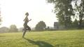 女 女性 運動の動画 40001216