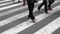 Tokyo Shibuya People walking by scramble intersection, bicycle 40008505