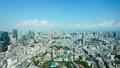 東京 東京タワー 都会の動画 40037235
