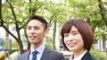 ビジネスマン ビジネスウーマン 会社員の動画 40054803