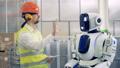 ロボット 男 男性の動画 40085106