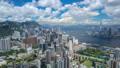 ホンコン 香港 空撮の動画 40088417