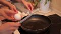 厨房 鸡蛋 煎锅 40122023
