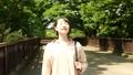 女性 歩く ビジネスウーマンの動画 40134892