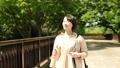 女性 歩く ビジネスウーマンの動画 40134893