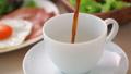 コーヒーを注ぐ 朝食イメージ 40156547