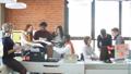 ビジネス ミーティング 会議の動画 40249966