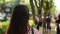 女性 スマホ スマートフォンの動画 40296432