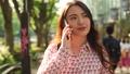女性 スマホ スマートフォンの動画 40296433