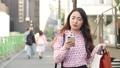 女性 スマホ スマートフォンの動画 40313615
