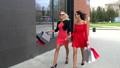 女性 ショッピング 買い物の動画 40318934