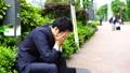商人,抱着头,焦虑,失败,麻烦,麻烦 40502604