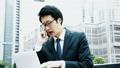 会议室外,英语,以及繁忙的商务人士形象东京·狭窄·卡拉格雷 40504220