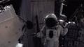 astronaut, space, orbiting 40565837