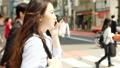 女性 ビジネスウーマン スマホの動画 40581181