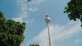 One of the symbols of Berlin is the Berlin TV tower 40660485
