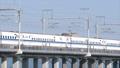 新干线安城市,爱知县Yahagi河大桥 40675584