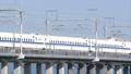新干线安城市,爱知县Yahagi河大桥 40675585