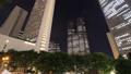 新宿 タイムラプス ビルの動画 40732698