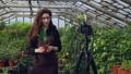 女の人 女性 カメラの動画 40808453