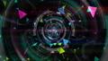 三角 アブストラクト 抽象的の動画 40808925