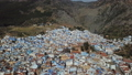 Aerial view of blue old city Chefchaouen, Morocco 40880483