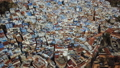 Aerial view of blue old city Chefchaouen, Morocco 40880484