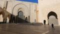 Panorama view of Hassan II mosque in Casablanca 40880493