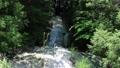 大滝河川遊歩道の小さな滝(鬼怒川温泉・大滝河川遊歩道) 40881954