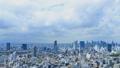 タイムラプス 新宿 都市の動画 40927785
