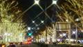 東京·聖誕節·原宿表參道·時間流逝·放大 40970394