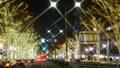 Tokyo · Christmas · Harajuku Omotesando · Time lapse · Zoom out 40970395