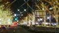 Tokyo · Christmas · Harajuku Omotesando · Time lapse · narrow 40970396