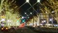 クリスマス 表参道 イルミネーションの動画 40970397