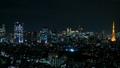 東京 夜景 ネオンの動画 40971821