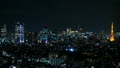東京 夜景 ネオンの動画 40971822