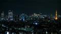 東京 夜景 ネオンの動画 40971823
