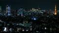 東京 夜景 ネオンの動画 40971824