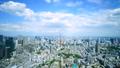 東京 東京タワー 街並の動画 41018398