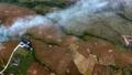 Aerial rural landscape view 41020504