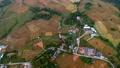 Aerial rural landscape view 41020505