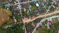 Aerial rural landscape view 41020507