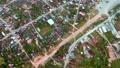 Aerial rural landscape view 41020508