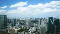 東京 タイムラプス 空の動画 41048168