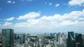 東京 タイムラプス 空の動画 41048169