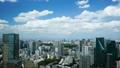 東京 タイムラプス 空の動画 41048170